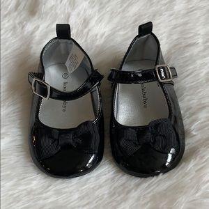 Koala Baby black dress shoes